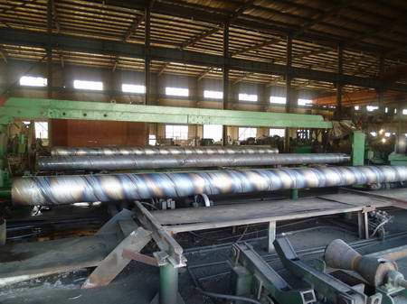 API 5L Spiral Welded Line Pipe