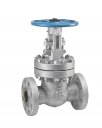 ZASUNI – CAST STEEL GATE VALVE