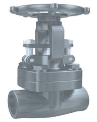 ZASUNI – FORGED STEEL GATE VALVE